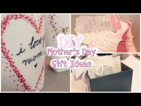 DIY Mother's Day Gift Ideas | Courtney Lundquist