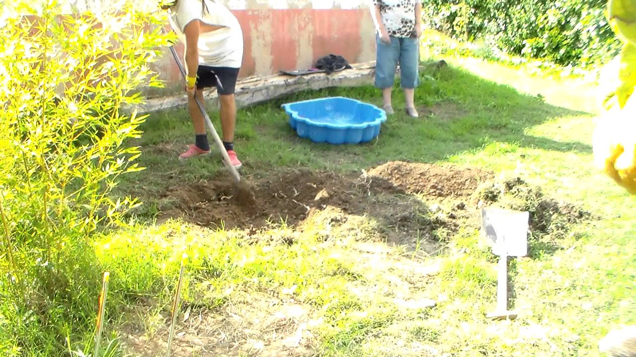 Estanque casero para el jardin capitulo 2 youtube for Aireadores para estanques piscicolas