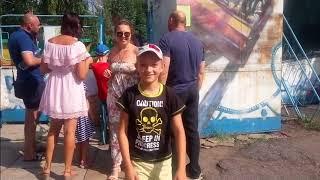 Поездка в Луганск.