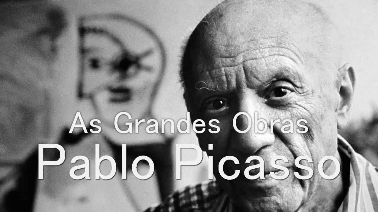 Obras de Pablo Picasso - Imagens da Arte de Pablo Picasso - YouTube