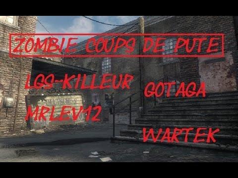 pute sur cannes zombie coup de pute