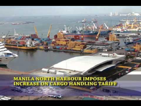Manila North Harbour Imposes Increase On Cargo Handling Tariff -  Bizwatch