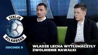 """""""Sekcja Piłkarska"""" #9: Co zmieniło się w Legii Warszawa po zwolnieniu Ricardo Sa Pinto? - Na żywo"""