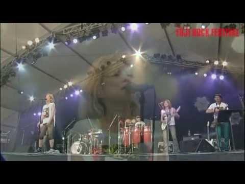 スワサントンブルース / 夏木マリ [Fuji Rock Festival'13 ]