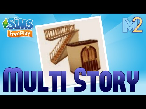 Sims FreePlay - Multi-Story Renovations Quest with Hermione Granger (Let's Play Ep 16)