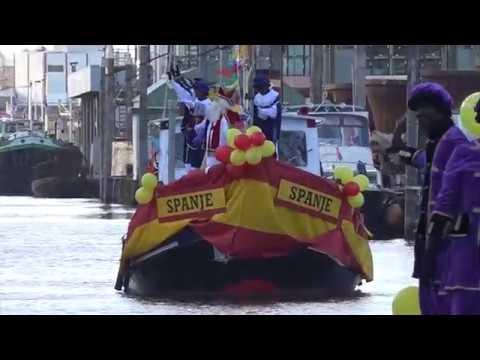 Intocht Sinterklaas Veghel 2017