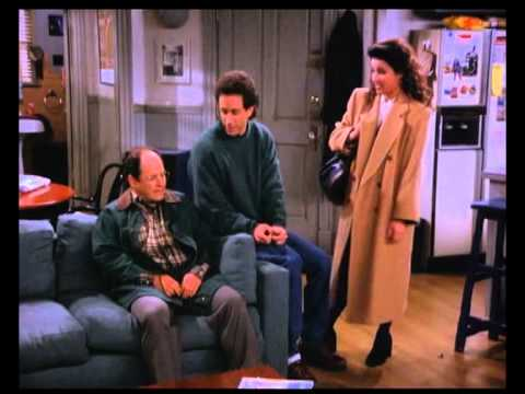 George Costanza - That's why I'm not a heterosexual.!
