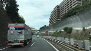 第二神明道路→加古川バイパス→姫路バイパス→太子竜野バイパス