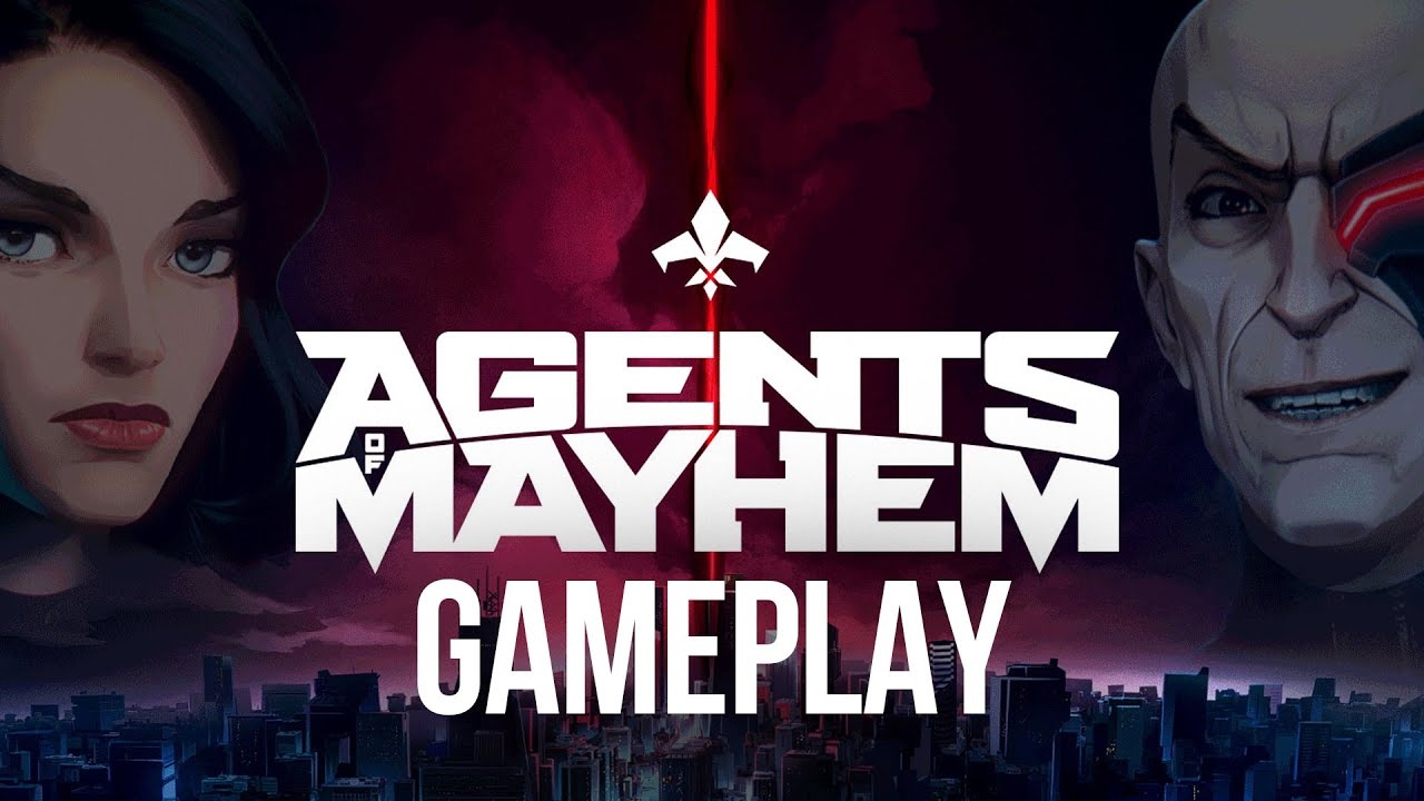 Agents of Mayhem Release Date