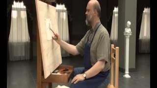 Уроки рисования с Сергеем Андриякой  Чеснок