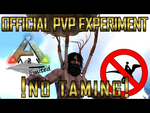 Official PVP Experimental: No Taming | Looking For A Home | Ark: Survival Evolved | EP:2