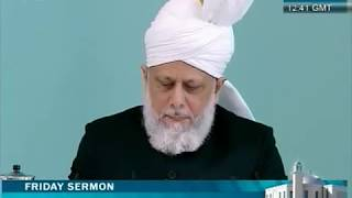 (Urdu) Friday Sermon 6th May 2011, The Correct Islamic Viewpoint of Intercession, Islam Ahmadiyyat