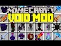 Minecraft VOID MOD! | NEW DIMENSIONS, OP ITEMS, EVIL BOSSES & MORE! | Modded Mini-Game