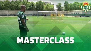MASTER CLASS de ASSUNÇAO tirando FALTAS | CHALLENGE | Real Betis Balompié