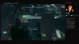 Livestream #15 Batman Arkham Knight