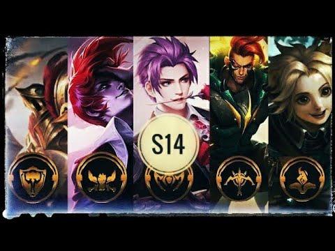 14 Best Meta Heroes To Rank Up In Current Season! S14 | Mobile Legends