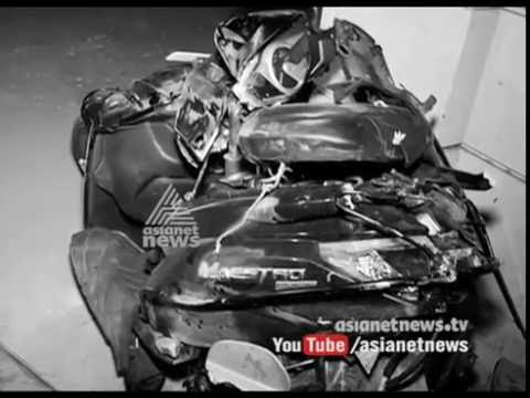 Kollam Corporation councillor Kokila S Kumar and Father dies in accident; car driver arrested
