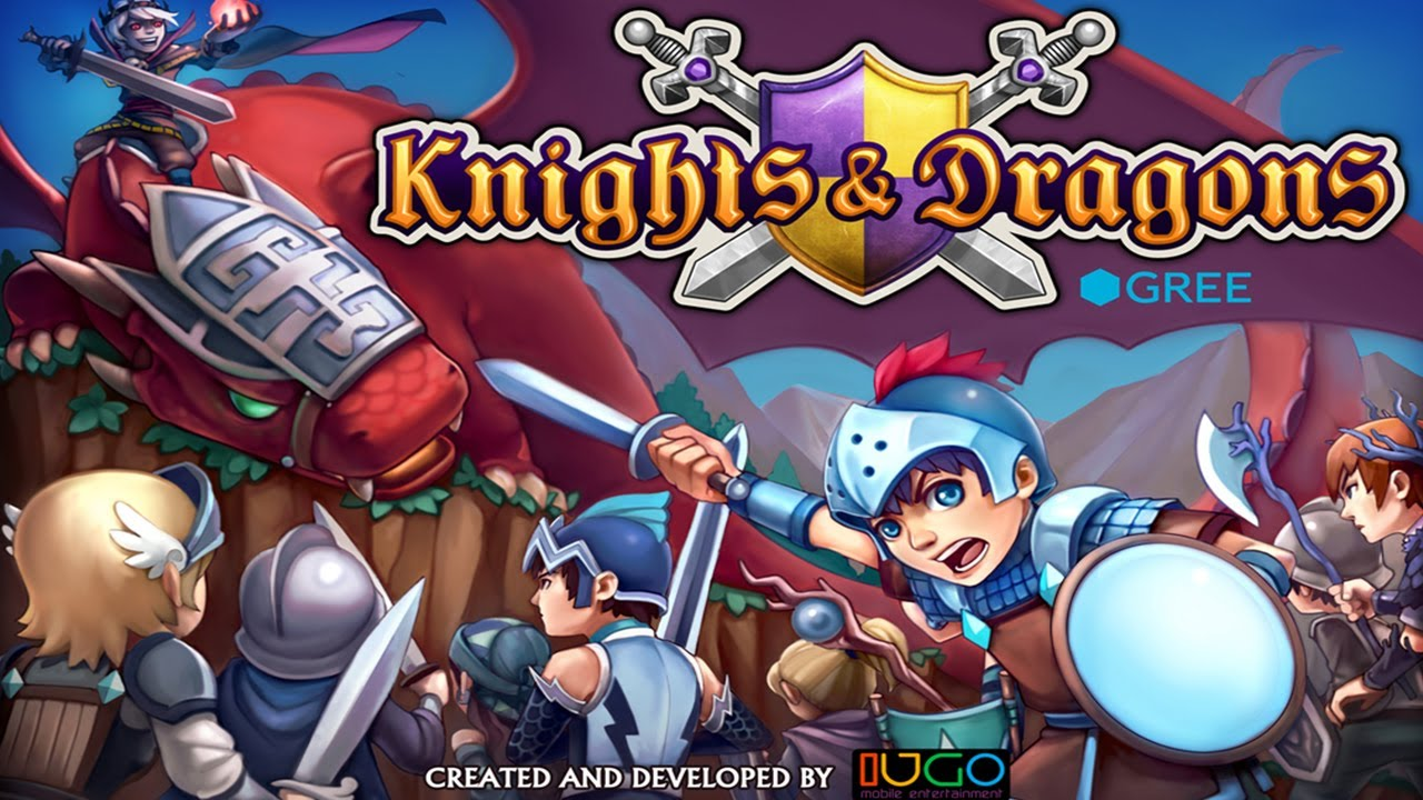 knights and dragons apk mod