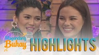 Magandang Buhay: Nicole Cordovez shares how her friendship with Catriona Gray is