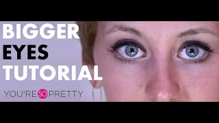 Beauty Hacks | How To Make Your Eyes Look Bigger | Makeup Tutorials Thumbnail