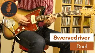 Duel   Swervedriver Guitar Cover