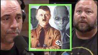 Alex Jones - The Nazi's Made Contact with Aliens | Joe Rogan