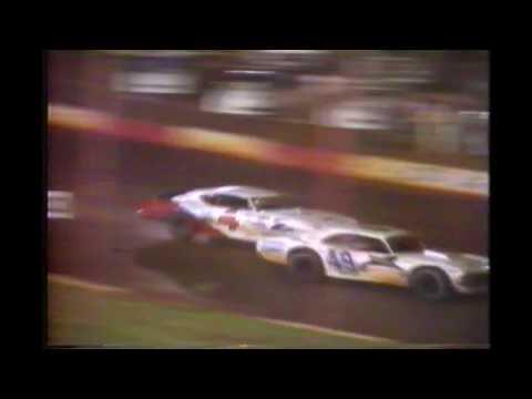 Dixie Speedway 5/9/1992 Bomber Race #3!