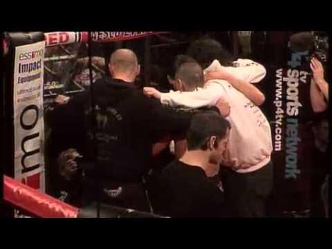 Anthony McGrath vs Andy Green