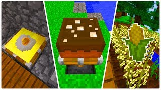 Aktualizacja Jedzenia Pomysł na Minecraft 1.14!