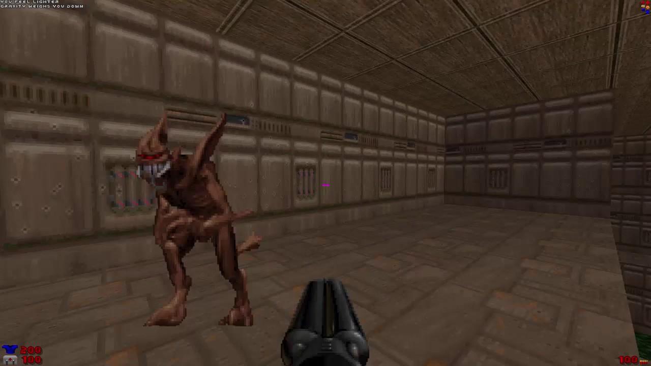 Duke Nukem Protector Drone jumping logic in ZDoom with ...