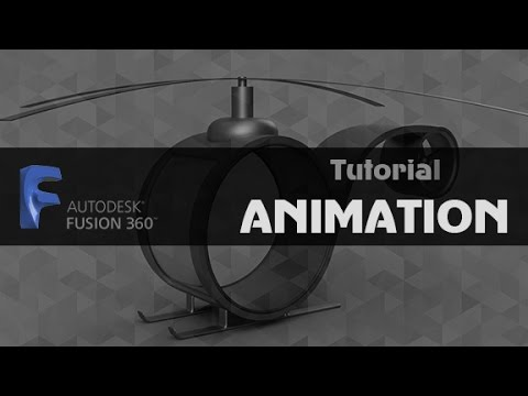 AUTODESK FUSION 360 ANIMATION