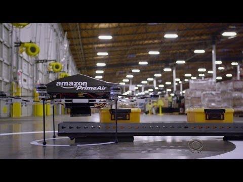 60 Minutes - Amazon Drones