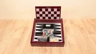 Ideal Premium Wood 10 Game Set #0X5737
