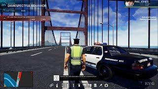 Police Simulator Patrol Duty Gameplay PC HD 1080p60FPS