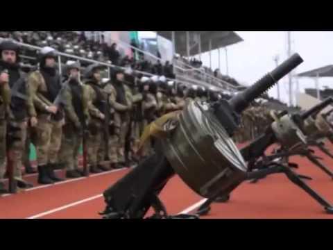 Propaganda aus Tschetschenien: Wir sind bereit für den Kampf gegen die Anglo-Zionisten