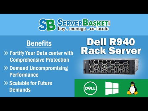 dell-poweredge-r940-rack-server---overview,-specifications,-benefits-&-uses