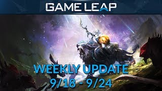 Faceless Void Carry, Spectre and More | Weekly Prophecy #21 | GameLeap.com
