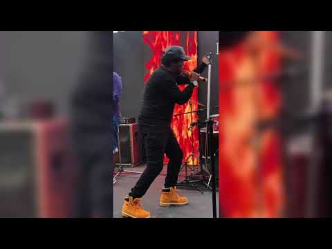 Download Ay Masta Performance - Habari Ndio Hiyo (Rehearsal At The Black Stage Event At Havoc Masaki)