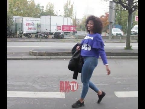 Mbathio Ndiaye A Paris Pour Le Bercy