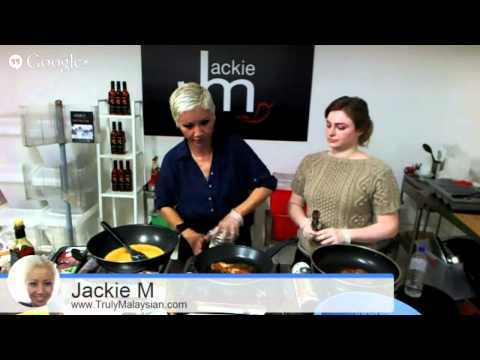 (Hangout-On-Air) How to Use Curry Powder Mix in Everyday Cooking