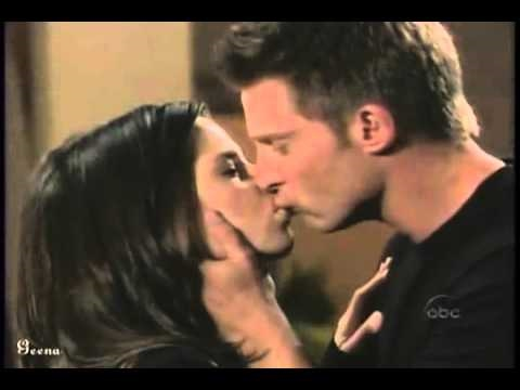 Jasam (Jason and Sam)Loving -You Kiss me La La La- General Hospital (1963-Present)
