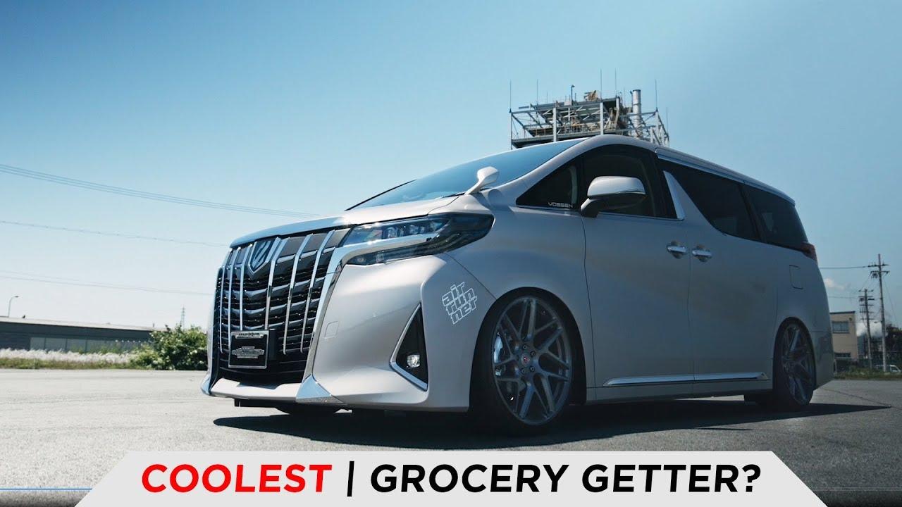 Kelebihan Toyota Alphard V Perbandingan Harga