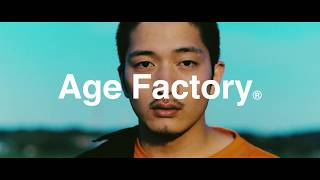 Age Factory 2nd Full Album「GOLD」CM