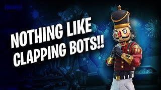 PERFECTLY CLAPPING BOTS (FORTNITE: BATTLE ROYALE)