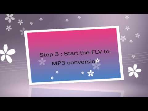 Get Free FLV To MP3 Converter For Windows 8