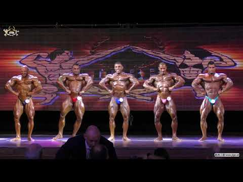 (full video)IFBB 2017 Men's World Bodybuilding Champs DAY 2