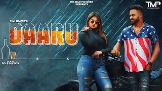 Daaru (Teji Bajwa) Mp3 Song Download