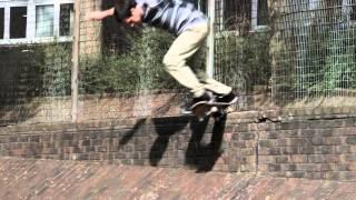 Skateboarding  London