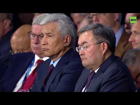 Путин участвует в пленарном заседании дискуссионного клуба «Валдай» — LIVE