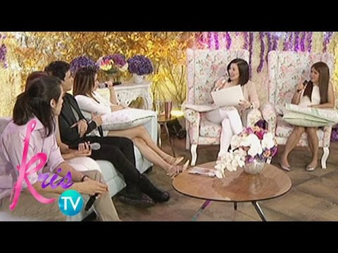 kris tv tommy miho erik and angeline s ideal date youtube